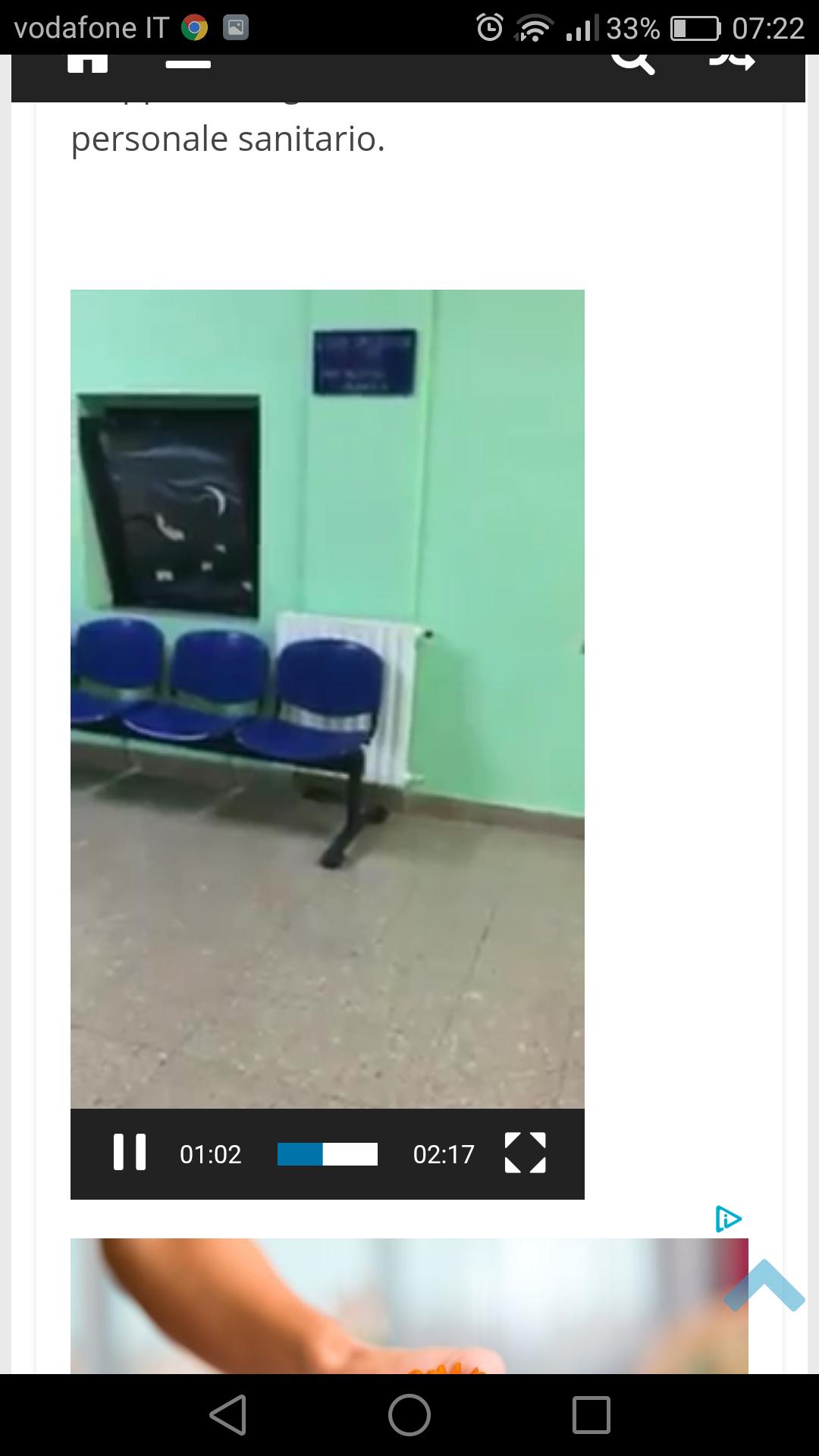 Eboli Topo In Ospedale L 39 Asl Corre Ai Ripari Salerno Sanit